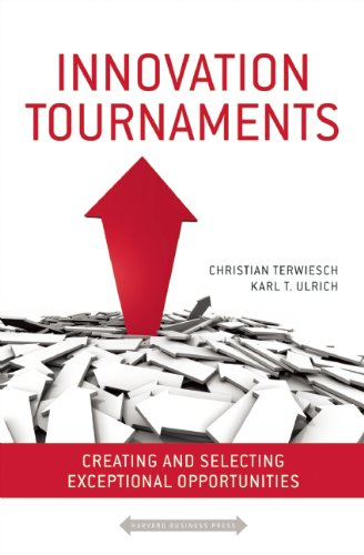 Innovation Tournaments: Creating and Selecting...