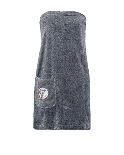 Nebulus Saunaanzug Saunakilt Wrap schwarz