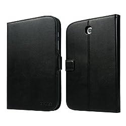 Capdase Flip Jacket Folder Case for Samsung Galaxy Note 8.0 - Black FCSGNOTE8-1U01