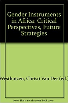 Gender Instruments in Africa: Critical Perspectives ...