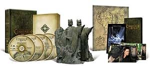 Le Seigneur des Anneaux I, La Communauté de l'Anneau [Version longue] - Coffret Collector 4 DVD [inclus 2 statuettes de l'Argonath] [Édition Collector Limitée]