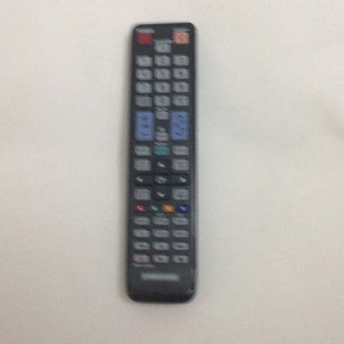 Z&T Replacement Remote Control Fit For Samsung Ln52A650A Ln46D567F9Hxza Plasma Lcd Led Hdtv Tv