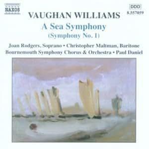 A Sea Symphony (Symphonie Nr. 1