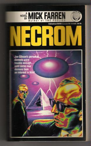 Necrom Mick Farren
