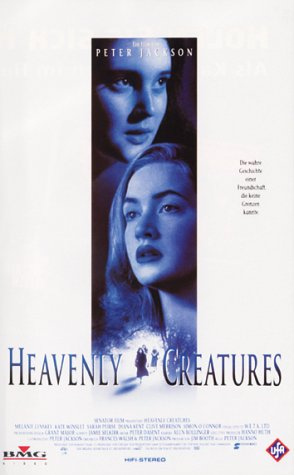 Heavenly Creatures [VHS]
