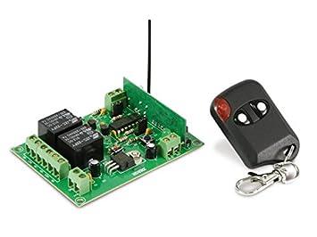 Pollin HD2RX Funk Fernschalter Set yfghjhgjh