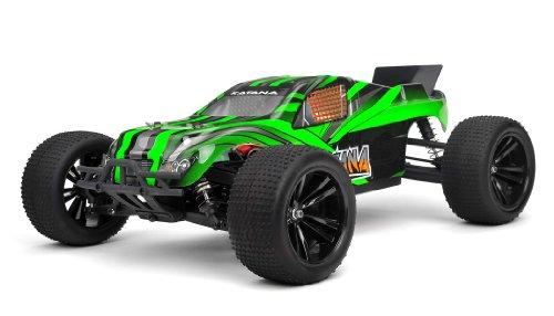 Iron Track Rc Katana 1:10 Scale 4Wd Electric Truggy Ready To Run (Green)