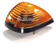 Truck-Lite 25062Y Model 25 Mini Aerodynamic Bulb Replaceable Yellow