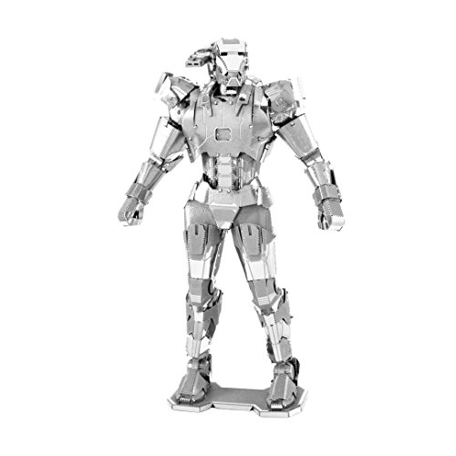 Guerra Macine: Metallo Terra 3D Laser Cut Miniatura Marvel Avengers Model Kit 3 Fogli