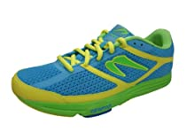 NEWTON Energy NR Ladies Running Shoes, Blue/Yellow, US6