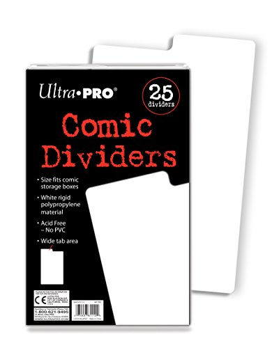 Ultra-Pro-Comic-Dividers