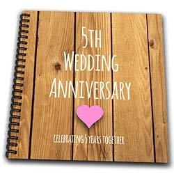 Wedding Anniversary Gifts Fifth Year : Wedding Anniversary Gifts: 5th Year Wedding Anniversary Gifts For Her