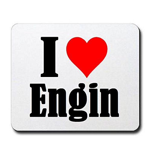exclusive-gift-idea-mouse-pad-i-love-engin-in-white-a-great-gift-that-comes-from-the-heart-non-slip-