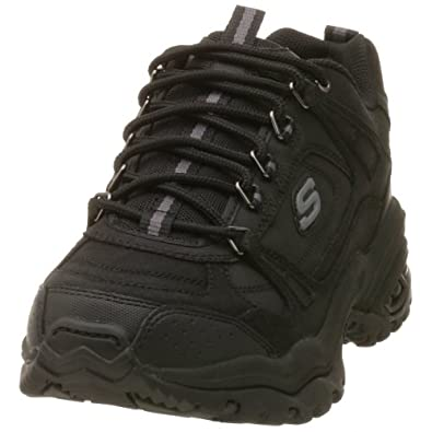 Skechers Energy 3 Punisher Mens Sneakers Black 13