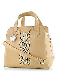 Butterflies Handbag (Peach) (BNS 0455 PCH)
