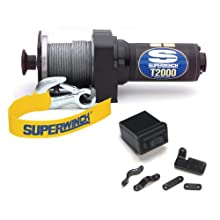 Superwinch 1220200 T2000 Performance and Economic Series Master Winch