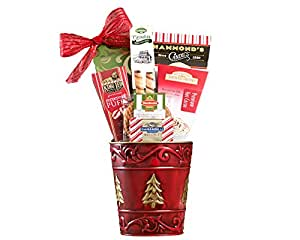 Wine Country Gift Baskets Winter Sweets Assortment, 2 Pound