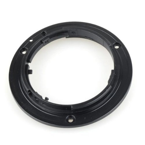 Plastic Bayonet Mount Ring For Nikon 18-15 18-105 55-200Mm Lens Black