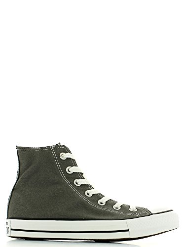 Converse All Star Hi Canvas Sneaker, Unisex Adulto, Grau, 41,5
