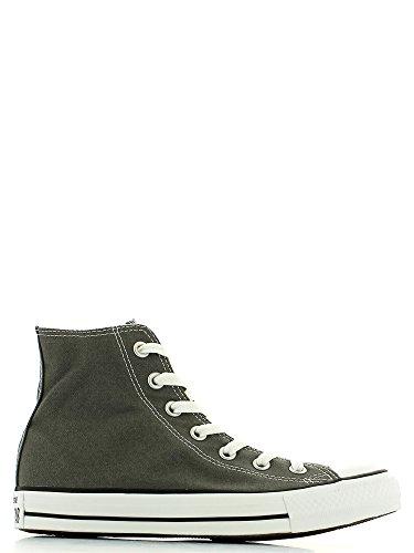 Converse All Star Hi Canvas Sneaker, Unisex Adulto, Grau, 41,5