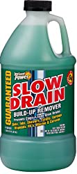 Instant Power 1907 Slow Drain Build Up Remover