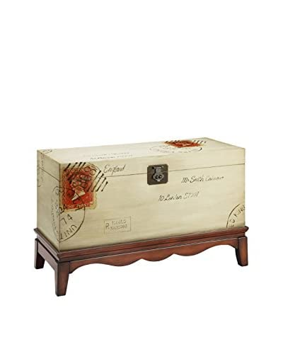 Luxury Home Accent Trunk, Multi