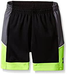 Under Armour Toddler Boys Baseline Short Black 3T