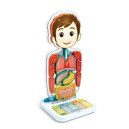 Smart Anatomy - Interactive Human Body by Oregon Scientific - SA218 (Human Body For Kids compare prices)