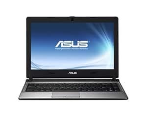 ASUS U32U-ES21 Ultra-Portable 13.3-Inch Laptop (Silver)