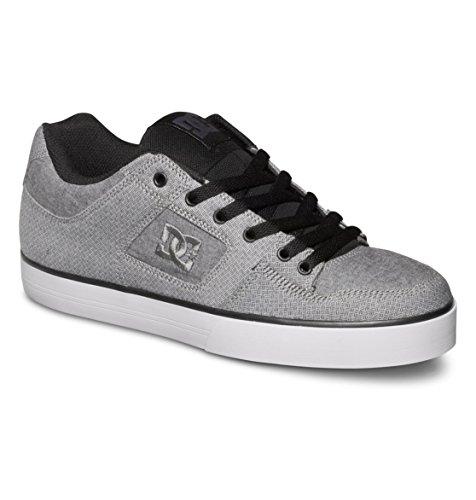 Dc Men S Pure Tx Se Skateboarding Shoe Size