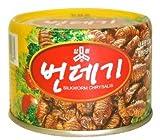 韓国 缶詰 三味 ポンデギ(さなぎ)缶詰