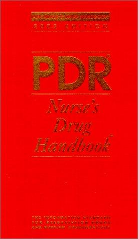 PDR Nurse's Drug Handbook 2002