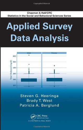 Applied Survey Data Analysis (Chapman & Hall/CRC...