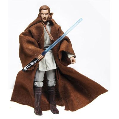Star Wars Legacy Collection Obi-Wan Kenobi BD06 Action Figure (With Part to Build L8-L9)