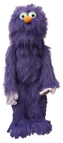 puppet-purple-huggy-monster-26-66cm-ventriloquist-play-tell-stories-educational-free-uk-delivery