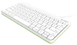 Logitech Wired Keyboard with Lightning Connector for iPad 4/iPad Air/iPad mini/ iPad mini with retina display