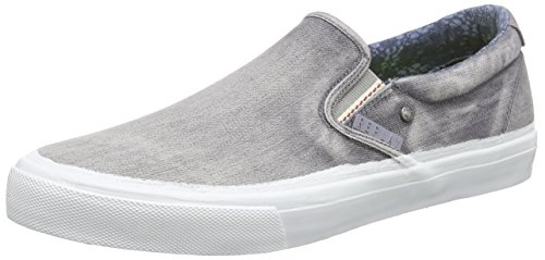 REPLAY Station, Herren Sneakers, Grau (GREY 28), 45 EU thumbnail