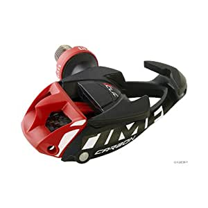 TIME iClic Titan Carbon Pedal Red/Black, One Size