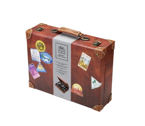 W&N Artist Oil Suitcase Set