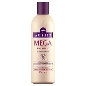 Aussie Mega Shampoo, 500ml