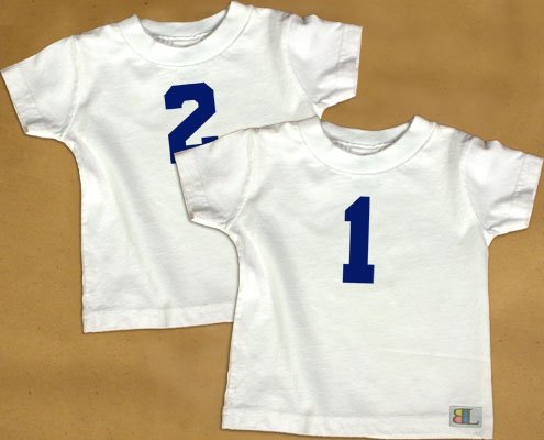 #1 and #2 Twin Set, Basic White Tees - Buy #1 and #2 Twin Set, Basic White Tees - Purchase #1 and #2 Twin Set, Basic White Tees (Baby's Language, Baby's Language Boys Shirts, Apparel, Departments, Kids & Baby, Boys, Shirts, Boys Shirts)