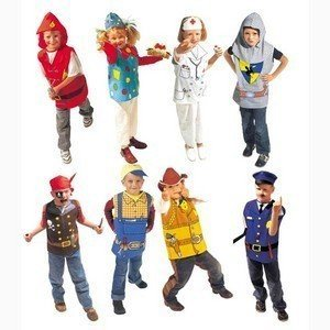 Deguisement de chevalier police cowboy pirate clown - Deguisement cowboy enfant ...