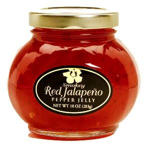 Aloha From Oregon Smoky Red Jalapeno Pepper Jelly