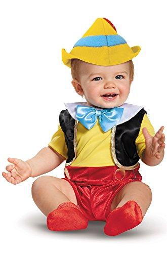 Disney Pinocchio Baby Costume
