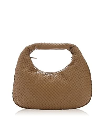 Bottega Veneta Women's Hobo Bag, Brown