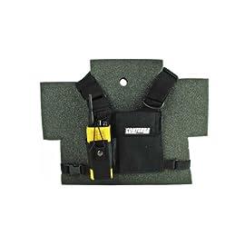 Conterra Adjusta-Pro Radio Chest Harness from Rescue Essentials