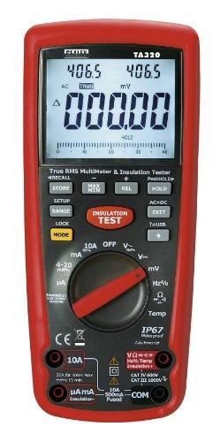 Sealey TA320 Digital Automotive Analyser/ Insulation Tester for Hybrid Vehicles