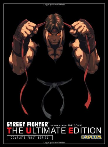 Street Fighter: The Ultimate Edition