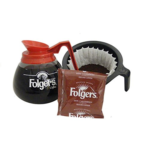 Scs Folgers Colombian Portion Pack Coffee - 42 Ct.