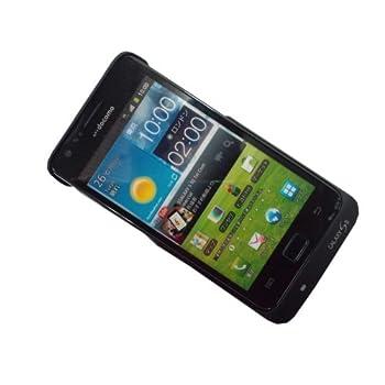 【docomo純正品】 スマートフォン用ジャケット型電池パック SAMSUNG GALAXY SⅡ(SC-01) モバイルバッテリーとケースの役目をこれ1個でこなします!